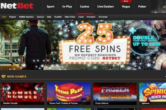 Jogue no NetBet Casino com o nosso guia detalhado